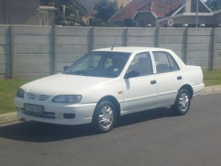 Trade my car for the NISSAN SENTRA 160 Si A/C