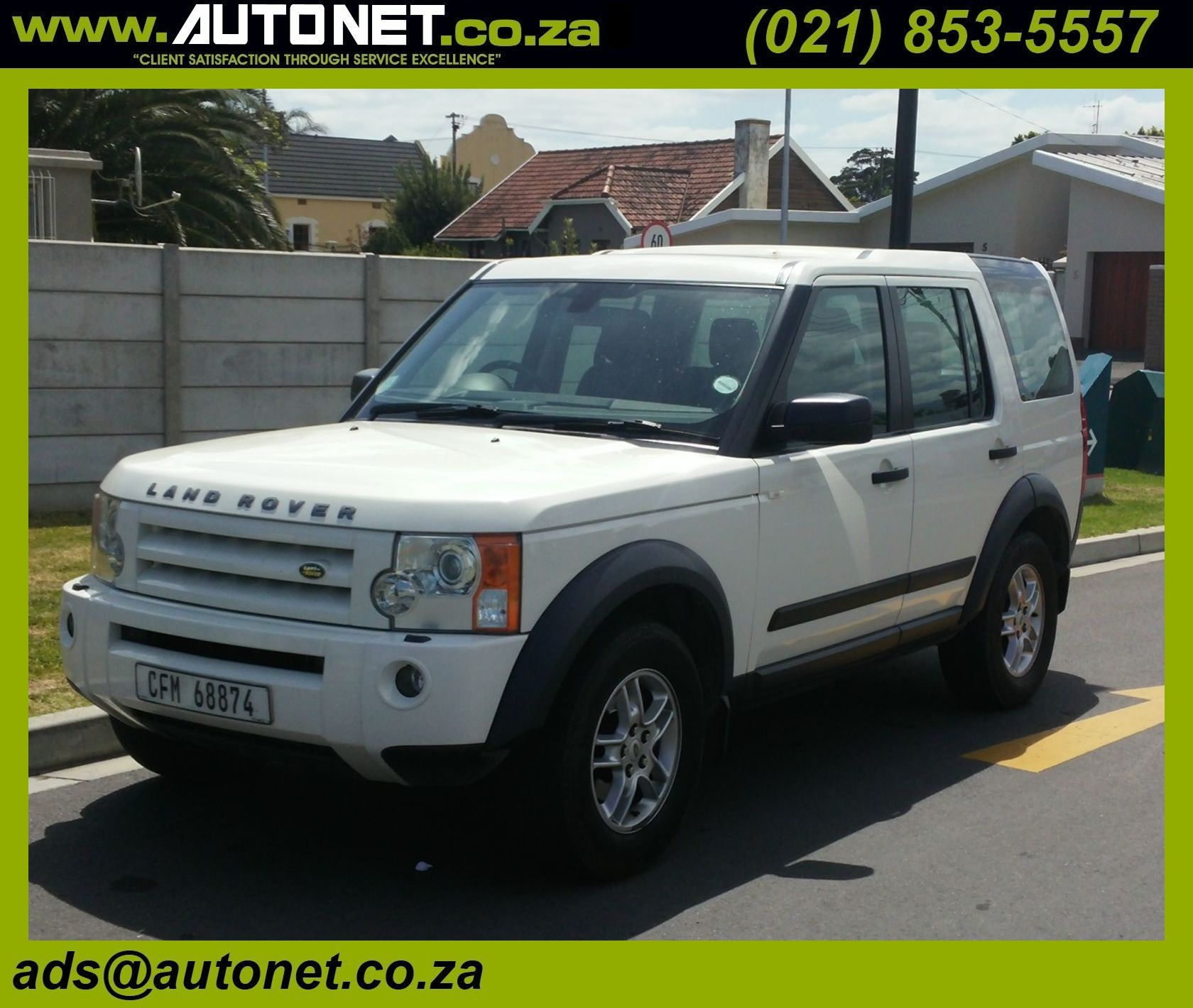 LAND ROVER DISCOVERY 3 Td V6 S A/T Available
