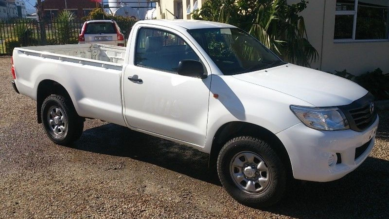 HILUX HILUX 2 5 D-4D S P/U S/C Specifications