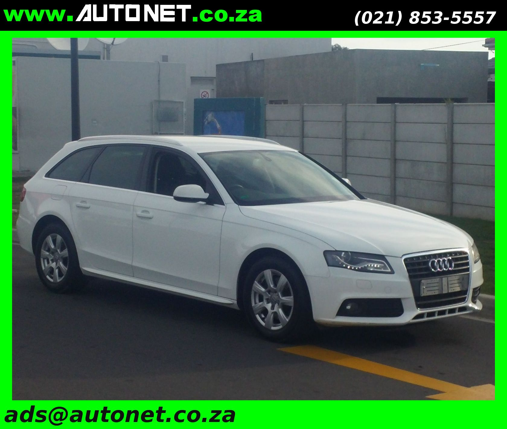AUDI A4 1.8T AVANT AMBITION MULTI (B8) Available