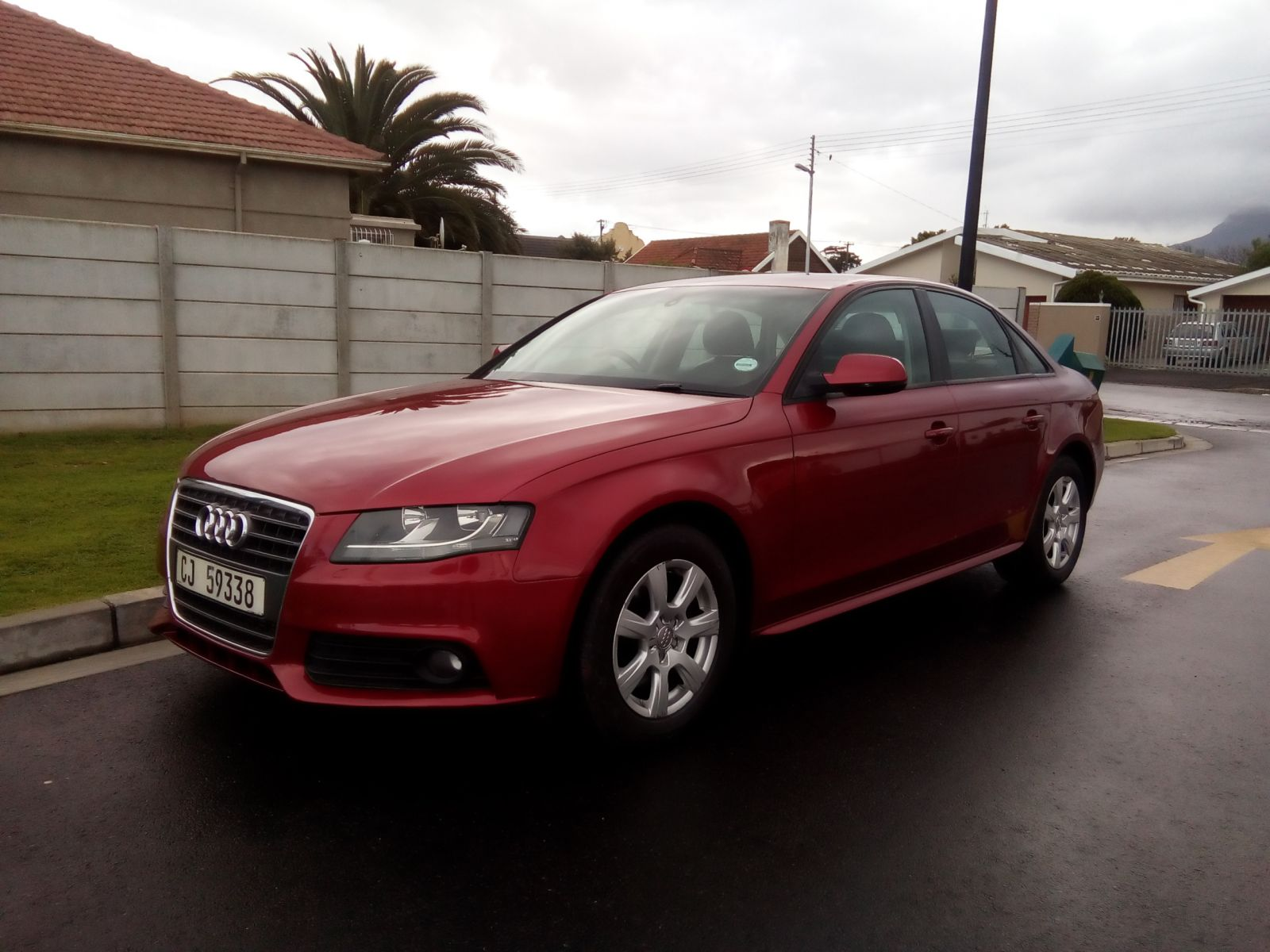 Kekurangan Audi A4 1.8 Turbo Review