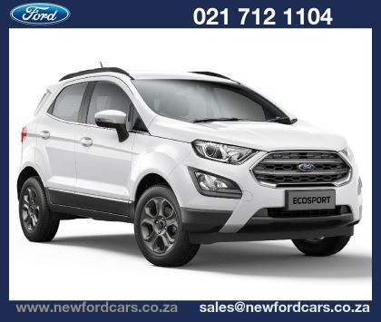 2019 FORD ECOSPORT ECOSPORT 1.0 ECOBOOST TREND 6AT