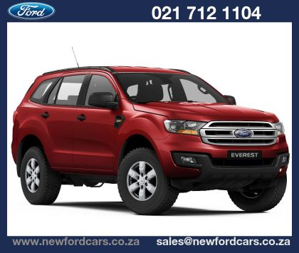 2019 FORD EVEREST EVEREST 2.2 TDCI XLS 6MT 4X4
