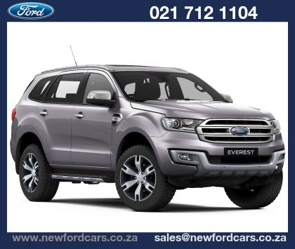 2019 FORD EVEREST EVEREST 3.2 TDCI LIMITED 6AT 4X4