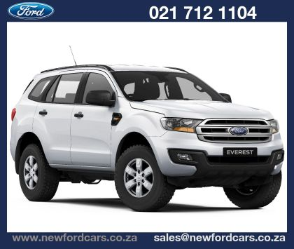 2019 FORD EVEREST EVEREST 3.2 TDCI XLT 6AT 4X4