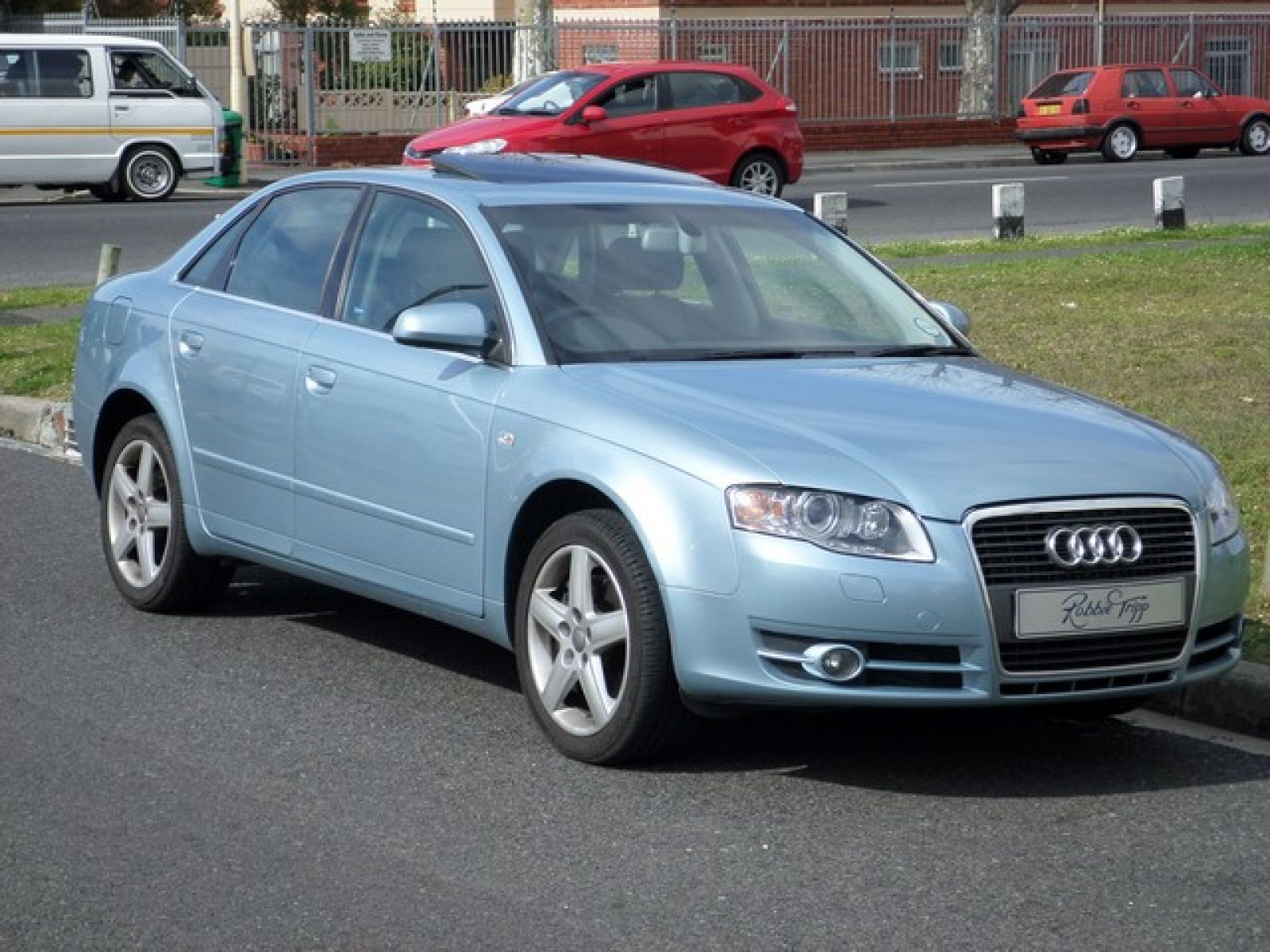 A4 Sedan A4 2 0t Fsi Multitronic B7 Specifications
