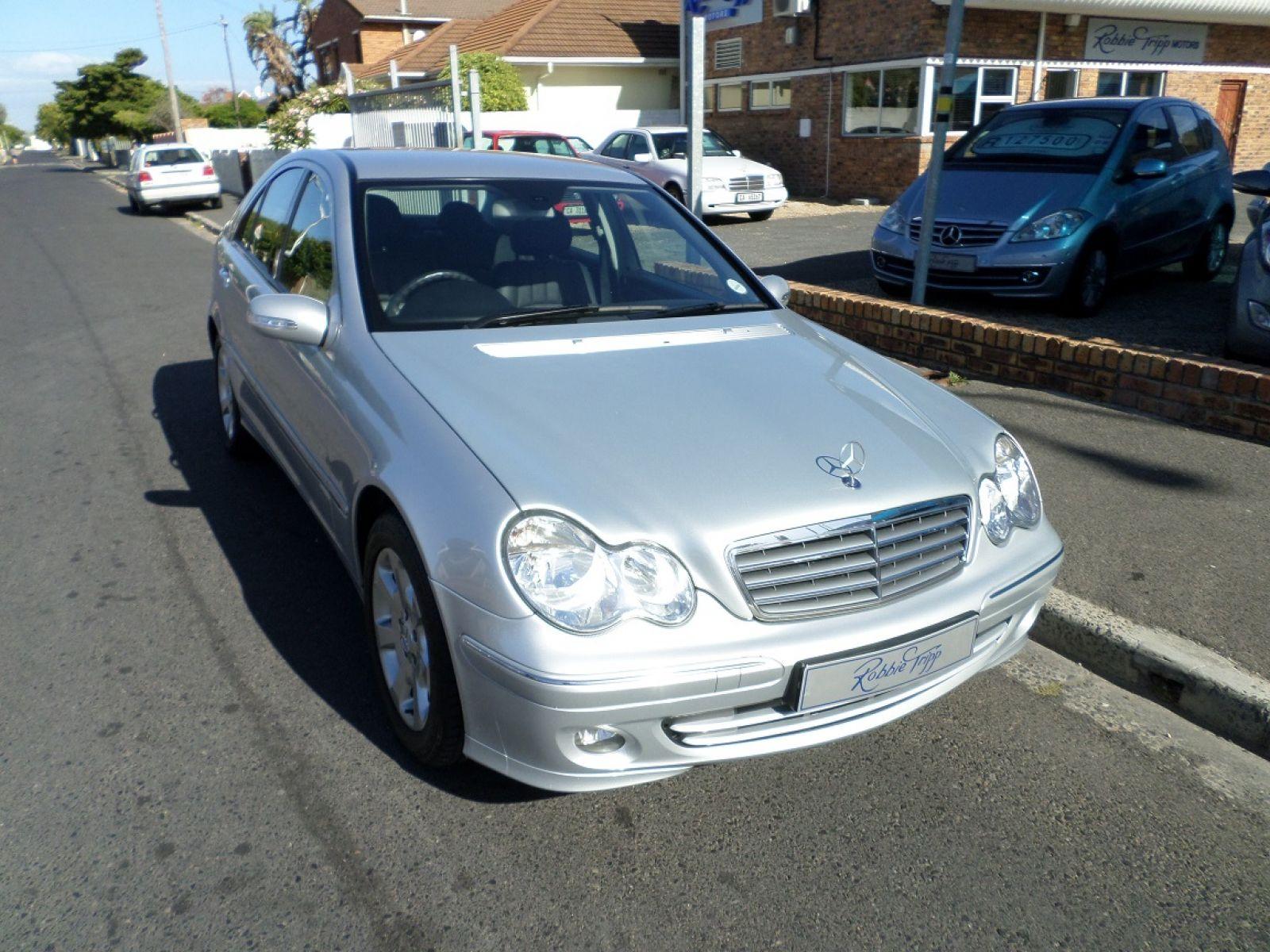 Mercedes Benz C Elegance A T