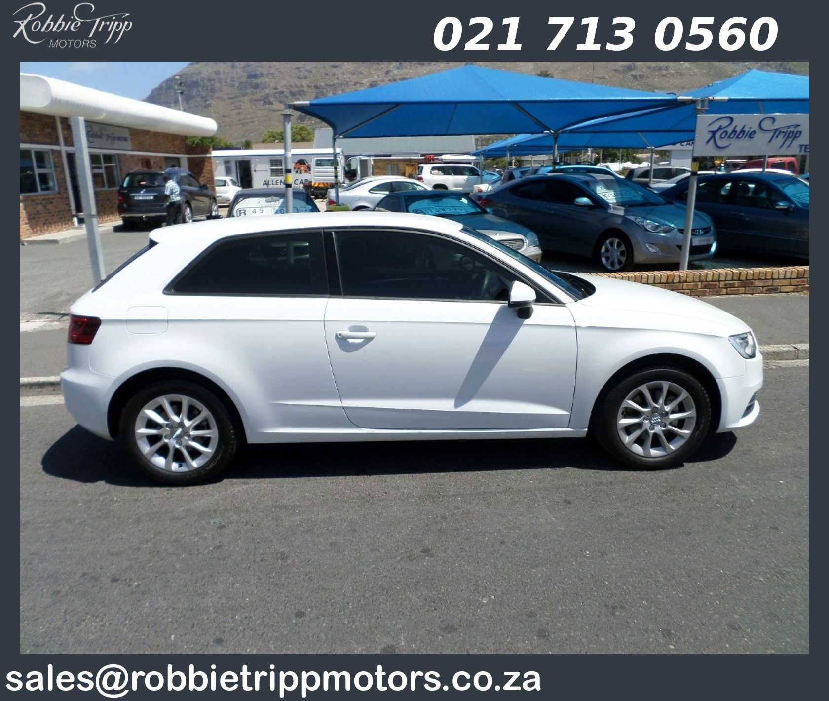 AUDI A3 1.4T FSI S STRONIC 3DR Available