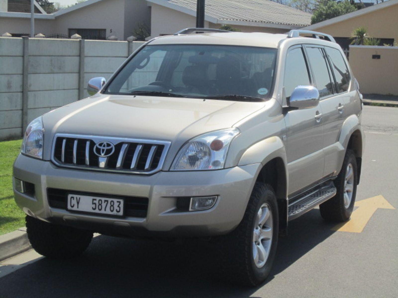 Kekurangan Toyota Prado 2005 Murah Berkualitas