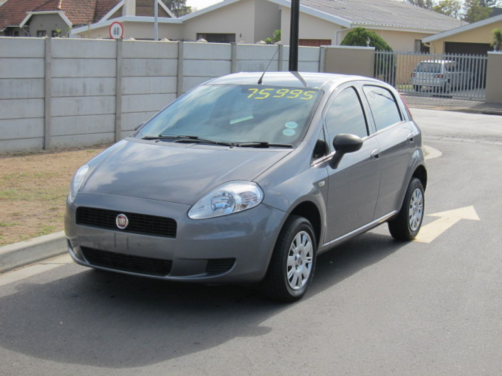 Punto Punto 1 2 Active 5dr A C Specifications